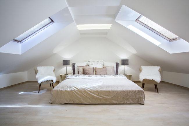 Lighting Your Converted Loft