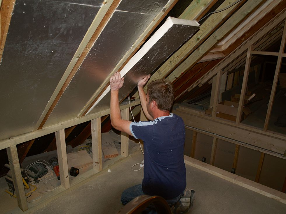 How to insulate a loft conversion