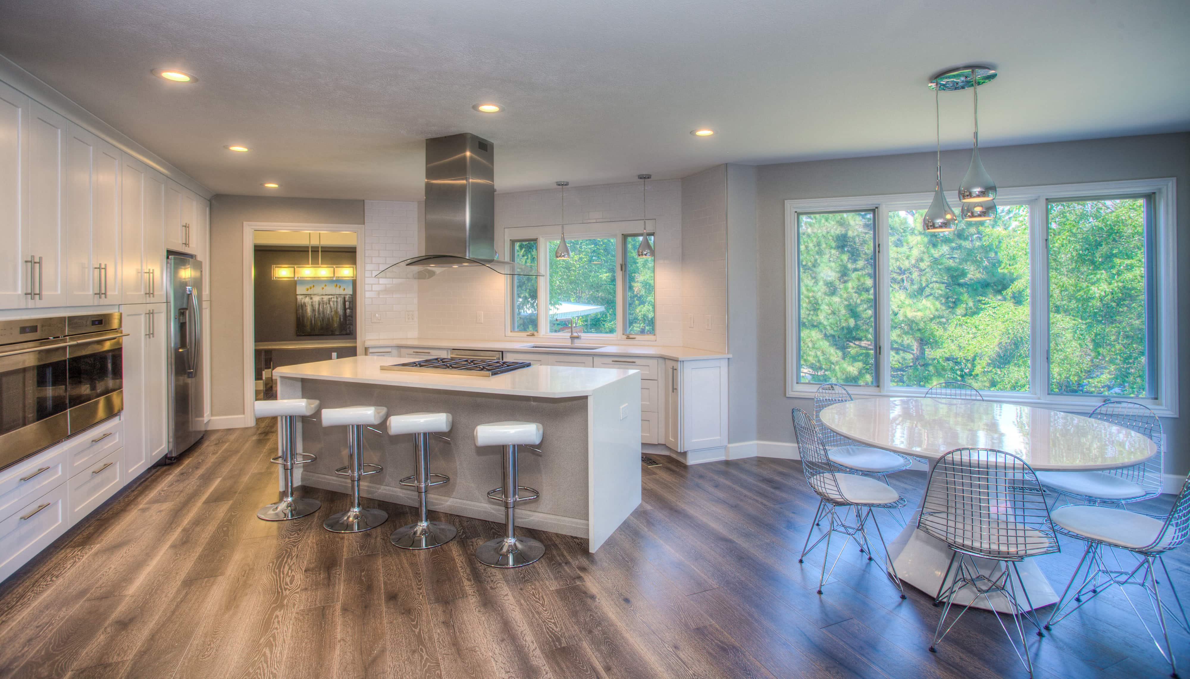 How To Make Your Kitchen Look Bigger Loftera