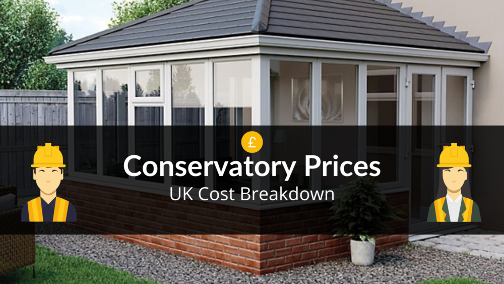 conservatory cost uk
