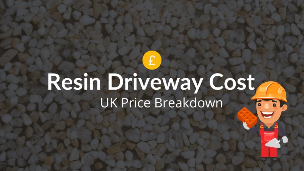 resin driveway price