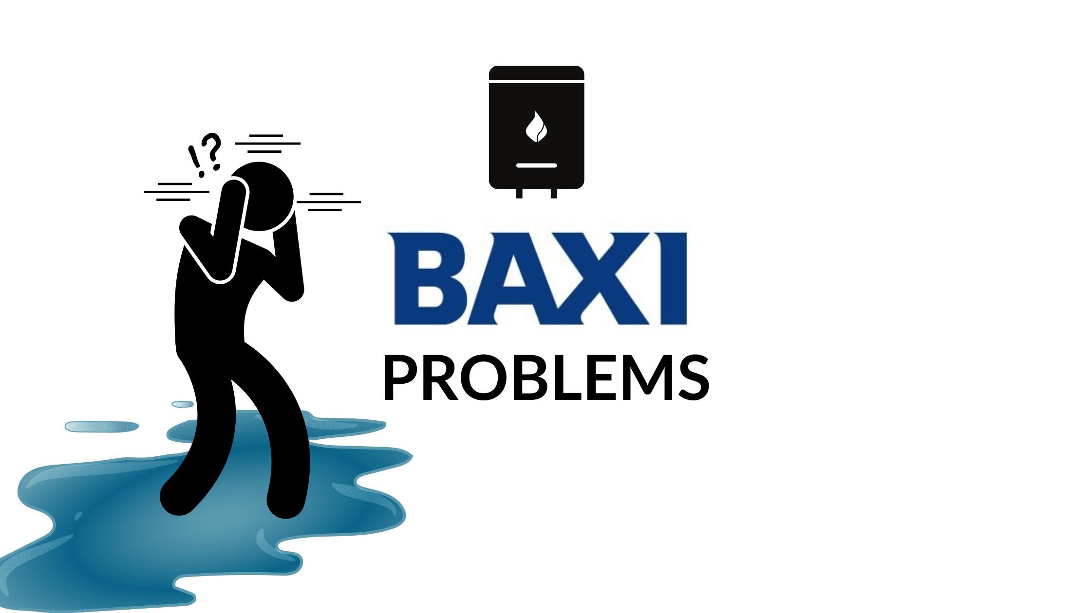 baxi boiler problems