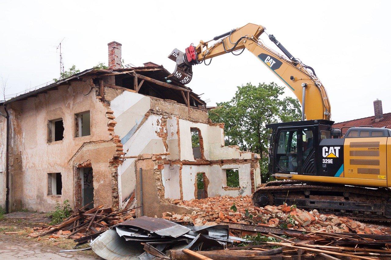 demolition cost