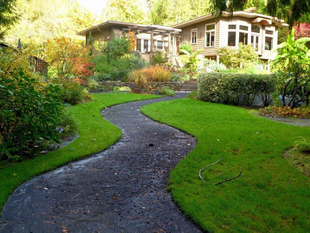 home, landscape, yard