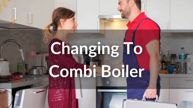 Changing From Conventional Boiler To Combi