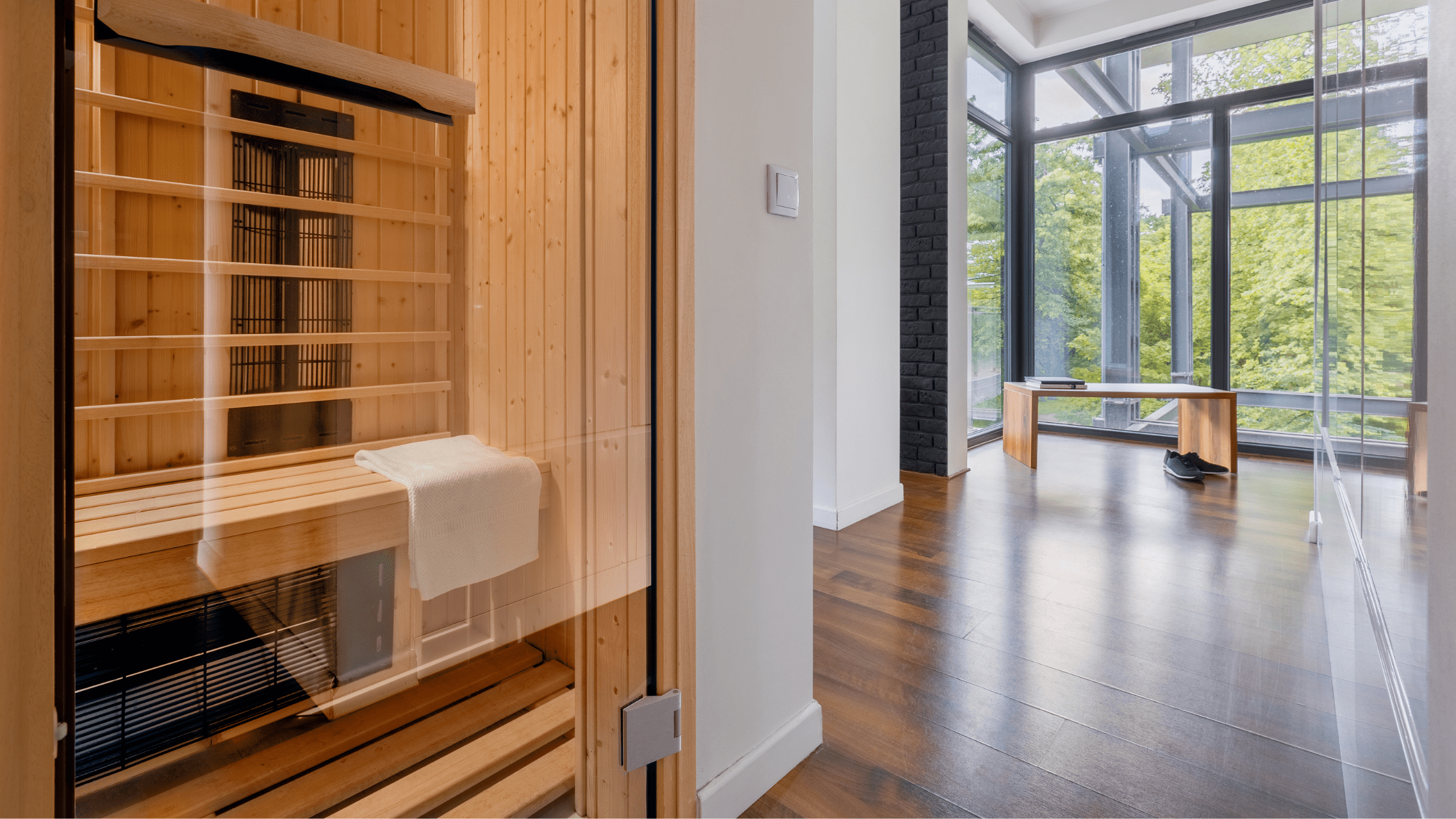 home sauna cost